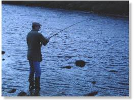 River Findhorn Scotland fishing photo